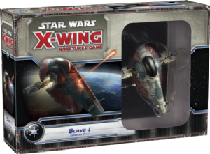 Star Wars X-Wing Miniatures : Slave 1